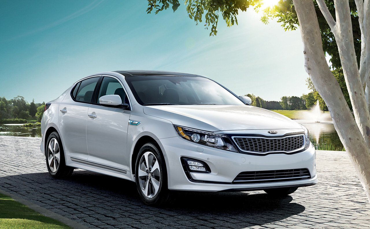 2016 Kia Optima Hybrid Page Now Available