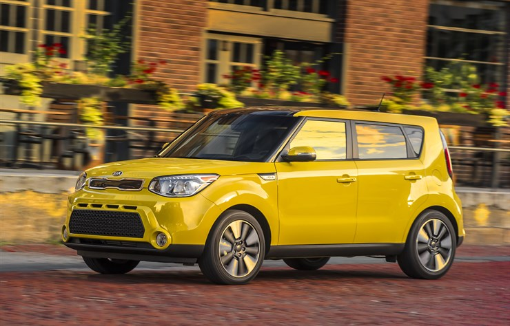 U S New World Report Has Named The 2016 Kia Soul Best Compact Car For Families In Their Annual Awards